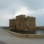 Cyprus_paphos castle
