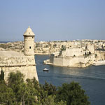 Malta_cultural_tour_fort_st_angelo_vedette_valletta