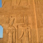 short_tour_in_egypt_Relief_of_Horus_and_Sobek_honorees_of_the_temple