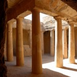 CYprus_archaeological_tour_Paphos_tomb_of_the_kings