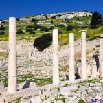 Cyprus_archaeological_tour_Agora_Amathus_archaeological_site