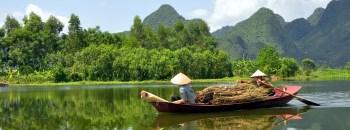 Vietnam-riverside